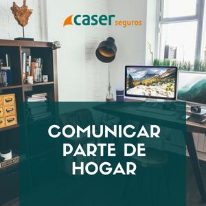 Comunicar parte de Hogar CASER - Kvilar, Agente CASER en Santa Cruz de Tenerife