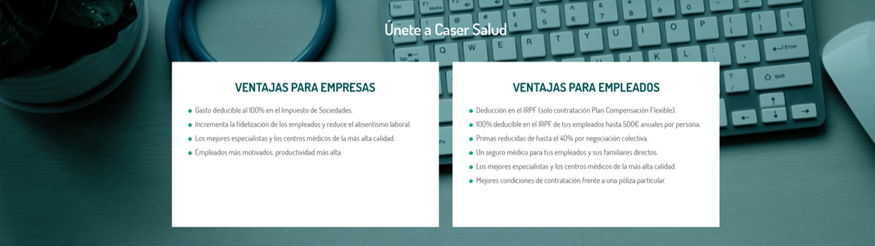 Salud empresas