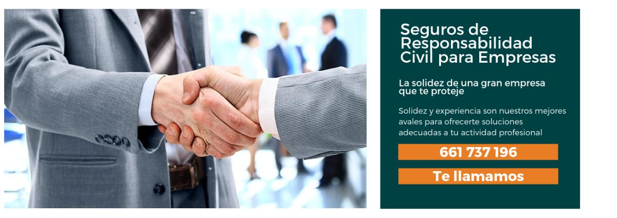 Seguro de Responsabilidad Civil para Empresas Tenerife - Kvilar Agente CASER
