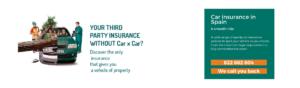 Car Insurance for expatriates - Kvilar, CASER Agent at Santa Cruz de Tenerife
