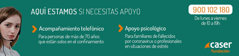 Asistencia Asegurados Pandemia Covid-19   Kvilar Agente CASER, Oficina Agente de seguros CASER Tenerife