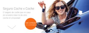 Coche X Coche, te damos un coche nuevo | Kvilar Agente CASER Tenerife
