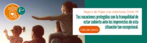 Seguro de Viajes especial Covid-19 | Kvilar Agente CASER Tenerife