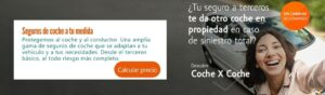 Seguro de Coche barato | Kvilar Agente CASER Tenerife