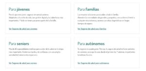 Seguro de Salud con un 35% de descuento   Kvilar Agente CASER Tenerife