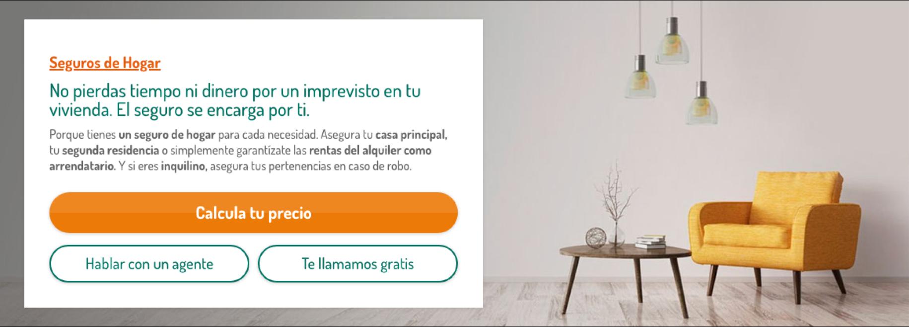 Seguro de hogar Tenerife   Kvilar Agente CASER   Seguros generales y productos de vida, ahorro e inversión en Tenerife