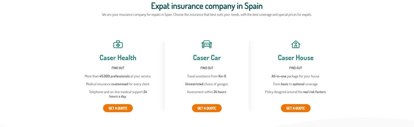 Health Insurance in Spain | Kvilar Agente CASER Tenerife, the best helath insurance in town